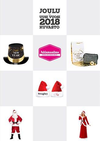 Joulu ja Uusi vuosi -kuvasto
